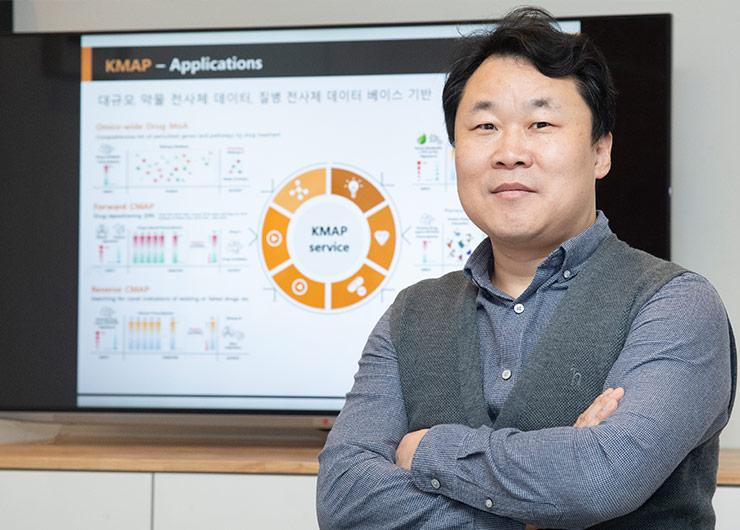 김완규 교수, 빅데이터-AI기반 신약개발 벤처 50억 규모 투자유치 대표이미지