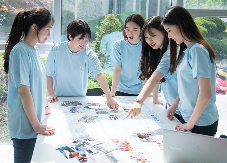 2020년 고교교육 기여대학 지원사업 선정  대표이미지