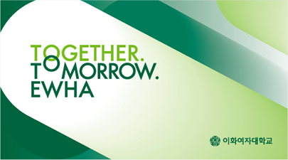 TOGETHER. TOMORROW. EWHA