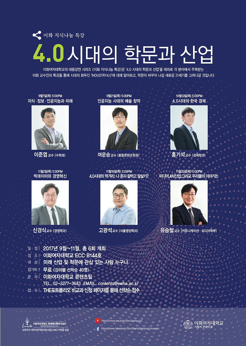 4.0시대의 한국 경제