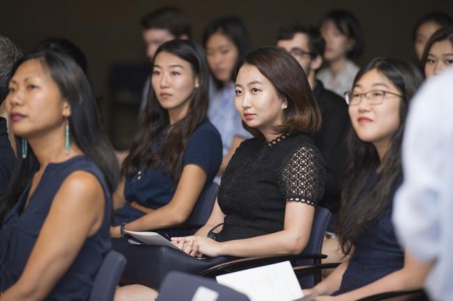 2017 Ewha-Harvard Summer School Program Commenceme
