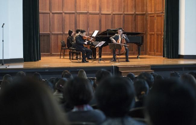 Ewha Faculty Noon Concert