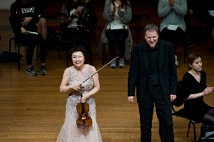 Faculty Noon Concert with prof. Kyung-wha Chung