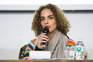 Special Lecture by Leila Slimani