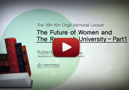 The Future of Women and Research