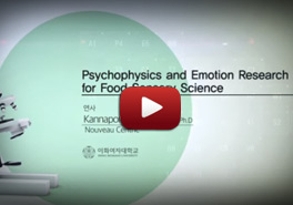 Psychophysics and Emotion Research for...