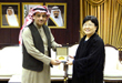 Saudi Arabia Seeks Ewha's Advice for 'The Path to Women's Education'  대표이미지