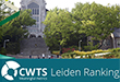Ewha Ranks 1st Among Korean Universities in Leiden Ranking for Two Consecutive Years  대표이미지