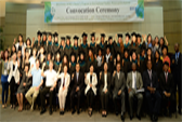 Convocation Ceremony for Ewha-KOICA Master's Program in International Studies 대표이미지