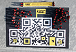 Ewha held a flashmob event to facilitate the production of a supersize QR code to support African girls 대표이미지