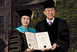 Ewha Confers an Honorary Doctoral Degree to Ki-Moon Ban, Secretary-General of the United Nations 대표이미지