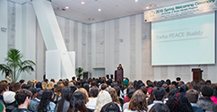 Office of International Affairs Holds the Spring 2016 Welcome Ceremony 대표이미지