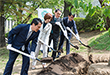 Pear Tree Planting Ceremony for the 130th Anniversary 대표이미지
