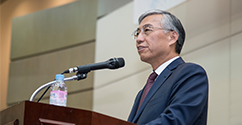 Qiu Guohong, Chinese Ambassador to Korea, Invited for Special Lecture at Ewha 대표이미지