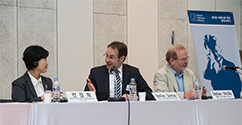 Ewha Institute of Unification Studies Holds a Joint Seminar with Konrad-Adenauer-Stiftung 대표이미지