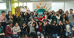 Happy Hour and Social Gathering Held for International Students 대표이미지