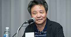 Ewha Holds Special Lecture by Chinese Writer Yu Hua 대표이미지