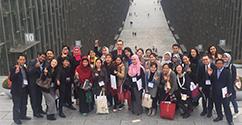 한-아세안 언론인 교류사업 대표단 아시아여성학센터 방문 대표이미지