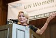 Deputy Executive Director of UN WOMEN Asa Regner Held Her Lecture 대표이미지