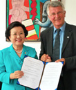 Ewha Strengthens Campus Networks in Germany  대표이미지