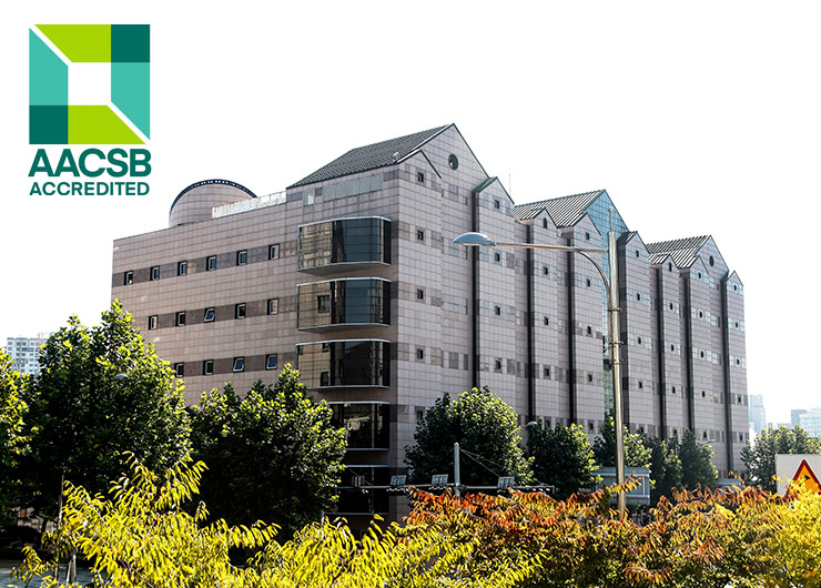 Ewha School of Business Earns Third Consecutive AACSB International Accreditation