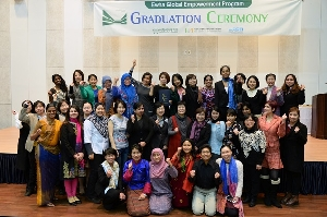 Ewha Womans University held the 7th EGEP
