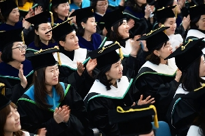Ewha held 2014 Commencement Ceremony