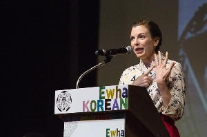 ELC Held the Korean Speaking Contest for Foreigners
