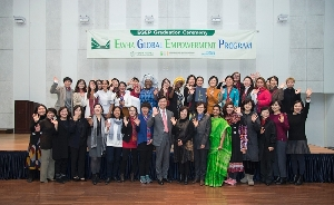 11th EGEP Completion ceremony