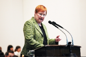 The Lecture of Tarja Kaarina Halonen