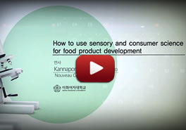 How to use sensory and consumer scienc...